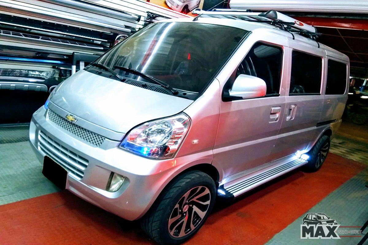 Parrilla De Techo Para Van N300 Accesorios Max
